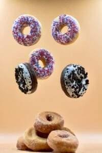 donut konkurrence