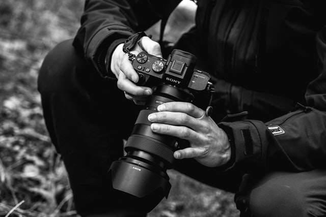 fotograf til konfirmation