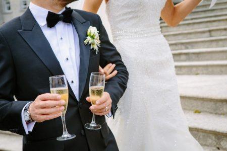 gommens bryllupstale